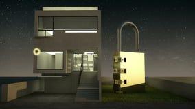 Έξυπνος έλεγχος εγχώριων συστημάτων ασφαλείας σπίτι και ντουλάπι Διαδίκτυο των πραγμάτων bay bridge ca francisco night san time