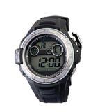 έξυπνος αθλητισμός wristwatch Στοκ Εικόνες