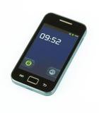 Έξυπνος-τηλέφωνο Στοκ εικόνες με δικαίωμα ελεύθερης χρήσης