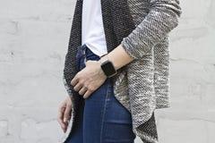 Έξυπνο ρολόι Στοκ Φωτογραφία