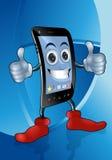 Έξυπνο τηλέφωνο Στοκ εικόνα με δικαίωμα ελεύθερης χρήσης