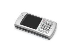 Έξυπνο τηλέφωνο με το πληκτρολόγιο qwerty Στοκ φωτογραφία με δικαίωμα ελεύθερης χρήσης