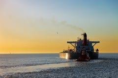 έξω θάλασσα Στοκ Φωτογραφίες