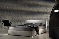 έπιπλα κρεβατοκάμαρων Στοκ φωτογραφία με δικαίωμα ελεύθερης χρήσης