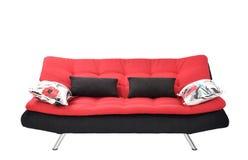 Έπιπλα καναπέδων Στοκ Φωτογραφίες