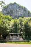 Έπος Απριλίου μνημείων στο μοναστήρι Dryanovo στη Βουλγαρία στοκ φωτογραφία με δικαίωμα ελεύθερης χρήσης