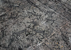 Έργα ζωγραφικής βράχου - petroglyphs στην Καρελία Στοκ εικόνα με δικαίωμα ελεύθερης χρήσης