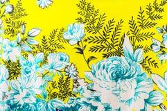 Έργα ζωγραφικής κήπων λουλουδιών. Στοκ Εικόνες