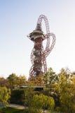 Έργο τέχνης, Λονδίνο 2012 χωριό Ολυμπιακών Αγωνών, Αγγλία Στοκ εικόνες με δικαίωμα ελεύθερης χρήσης