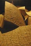 Έργο τέχνης που εκτίθεται στο Arsenale της Βενετίας Στοκ Εικόνα