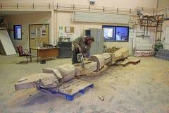 Έργο υπό κατασκευή Στοκ φωτογραφία με δικαίωμα ελεύθερης χρήσης