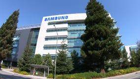 Έρευνα Αμερική της Samsung απόθεμα βίντεο