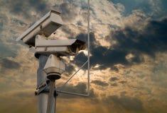 έρευνα ασφάλειας φωτογ&r Στοκ φωτογραφία με δικαίωμα ελεύθερης χρήσης