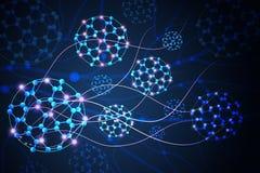 Έρευνα επιστήμης απεικόνιση αποθεμάτων
