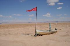 Έρημος ή λίμνη; Στοκ φωτογραφία με δικαίωμα ελεύθερης χρήσης