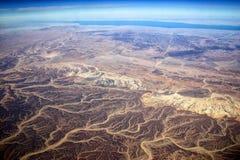 έρημος Αιγύπτιος Στοκ Φωτογραφία