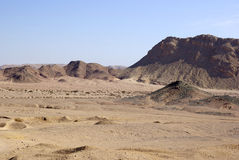 έρημος Αιγύπτιος Στοκ φωτογραφία με δικαίωμα ελεύθερης χρήσης