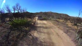 Έρημος από τις οδικές περιπέτειες - υψηλή έρημος 1 φιλμ μικρού μήκους