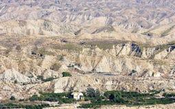 έρημος ζωντανή Ισπανία tabernas της Ανδαλουσίας Στοκ Εικόνες