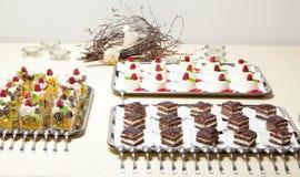 έρημος κέικ Στοκ Φωτογραφία