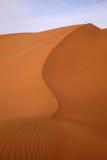 έρημος καμπυλών Στοκ Φωτογραφίες