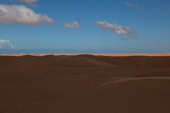 έρημος Μαροκινός Στοκ Εικόνες