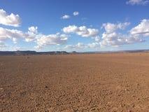 Έρημος Μαρόκο στοκ εικόνα με δικαίωμα ελεύθερης χρήσης