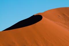 έρημος Ναμίμπια Στοκ Εικόνα