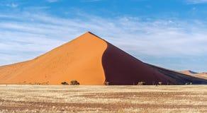 Έρημος Ναμίμπια Namib Στοκ εικόνα με δικαίωμα ελεύθερης χρήσης