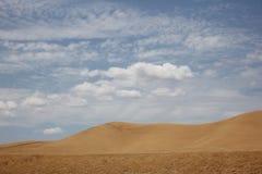 Έρημος ξηρασίας Καλιφόρνιας lanscape Στοκ φωτογραφία με δικαίωμα ελεύθερης χρήσης