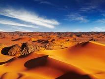 Έρημος Σαχάρας Στοκ φωτογραφία με δικαίωμα ελεύθερης χρήσης