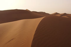 Έρημος Σαχάρας Στοκ εικόνες με δικαίωμα ελεύθερης χρήσης