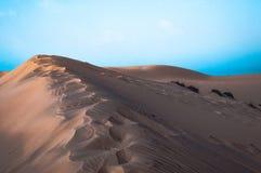 Έρημος Σαχάρας στοκ εικόνα