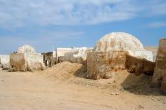 έρημος Σαχάρα Τυνησία Στοκ Εικόνα