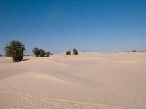 έρημος Σαχάρα Στοκ εικόνα με δικαίωμα ελεύθερης χρήσης