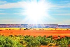 έρημος Σαχάρα Στοκ εικόνες με δικαίωμα ελεύθερης χρήσης