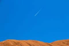 Έρημος της Αυστραλίας Στοκ φωτογραφία με δικαίωμα ελεύθερης χρήσης
