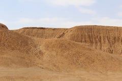 Έρημος, τοπίο, άμμος, φύση, λόφος, ουρανός, μπλε, τομέας, δρόμος, βουνά, Αφρική, βουνό, γεωργία, ρύπος, χώμα, ταξίδι, σύννεφο Στοκ Φωτογραφία