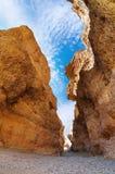 έρημος φαραγγιών namib Στοκ Φωτογραφίες