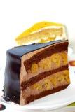 έρημος 2 κέικ Στοκ Εικόνες