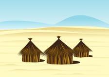 έρημος διανυσματική απεικόνιση