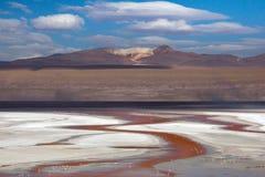 Έρημος Atacama Στοκ φωτογραφίες με δικαίωμα ελεύθερης χρήσης
