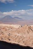 Έρημος Atacama Στοκ φωτογραφία με δικαίωμα ελεύθερης χρήσης