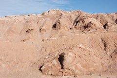Έρημος Atacama Στοκ εικόνες με δικαίωμα ελεύθερης χρήσης