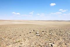 έρημος gobi Στοκ Εικόνα