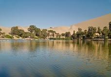 έρημος ica Περού στοκ εικόνες