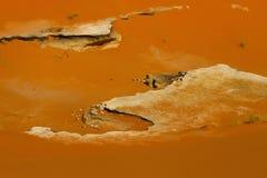 έρημος judean Όμορφος σχηματισμός βράχου στον αμμόλοφο άμμου, τα περίχωρα της ερήμου Σαχάρας Σκουριασμένα, κόκκινα χρώματα άμμου  στοκ εικόνες