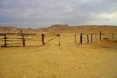 έρημος judean στοκ εικόνα