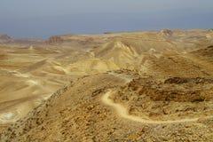 έρημος judean στοκ εικόνες