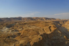 έρημος judean στοκ φωτογραφίες